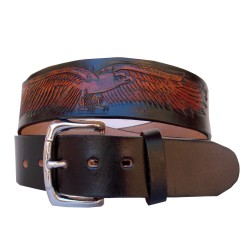 Eared wrist belt and small bucks 40 mm