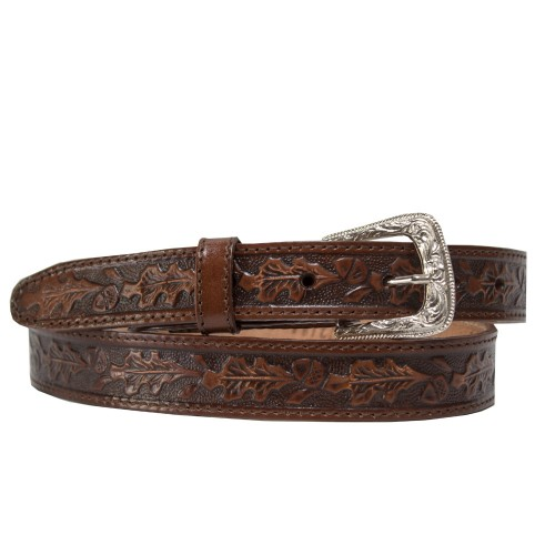 Acorn engraved belt and guide 30 mm