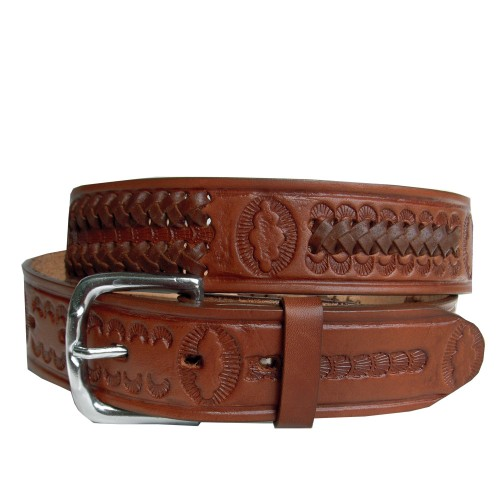 Braided belt 40 mm