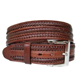 Triple woven belt 40 mm
